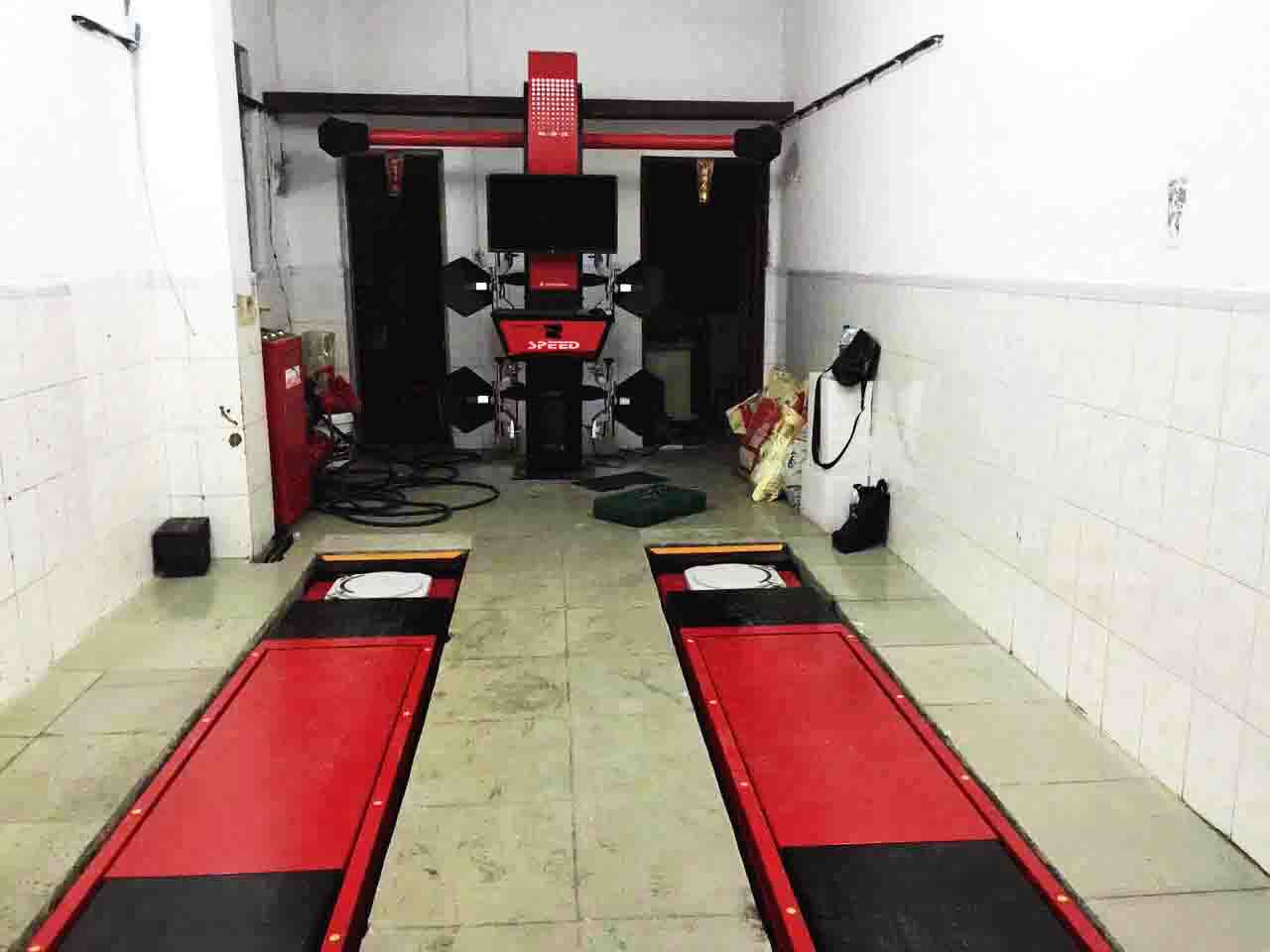 Wheel Alignment Machine >> wheel alignment machine, tire changer, wheel balancer and lift factory.